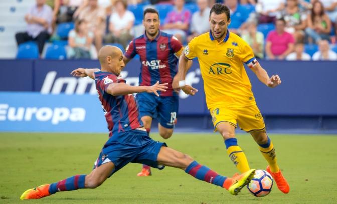 Pincha el Levante en Alcorcón. De los 10 primeros sólo gana el Rela Valladolid.